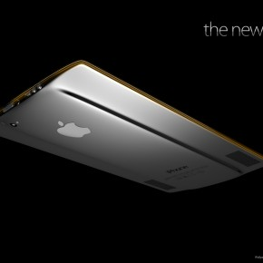 New iPhone 5 - dark