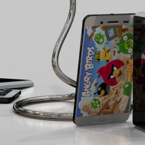 iphone 5 liquidmetal angry birds
