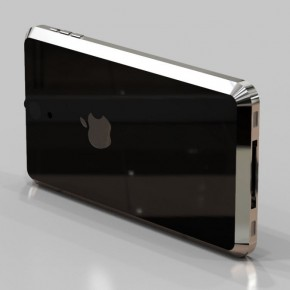 iphone 5 liquidmetal side back