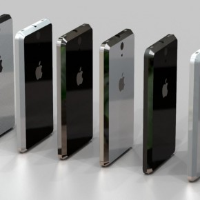 iphone 5 liquidmetal row