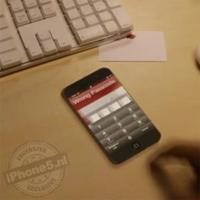 Neues iPhone 5 Funktion: Selbstzerstörungsmodus nach 3-maliger falscher Pineingabe [Film]