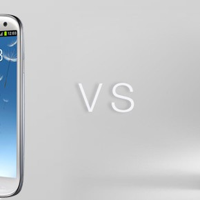 iPhone 5 Konzept vs. Samsung Galaxy S3 in 3D