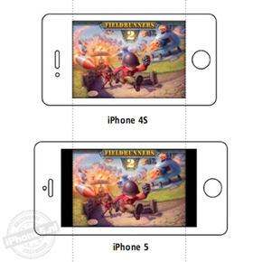 Entwickler: großer iPhone 5 Bildschirm stellt kein Problem dar