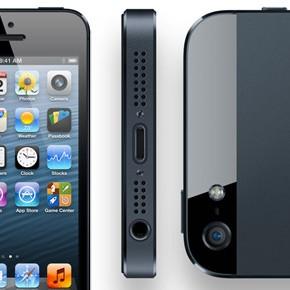 iPhone 5: dünner, leichter und größer